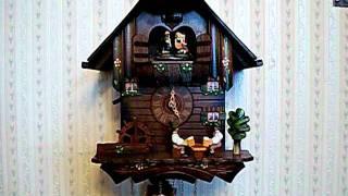 Beer Drinkers Cuckoo Clock Find It On Ebay!sold!