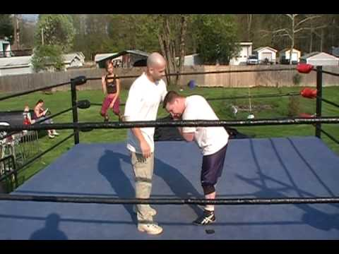 Northern Lights Suplex - How To Do The Northern Lights Suplex Pro Wrestling Move