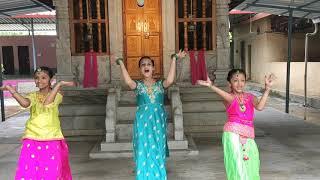 Mukunda Murari : : gopala baa govinda baa full dance by Sanvi