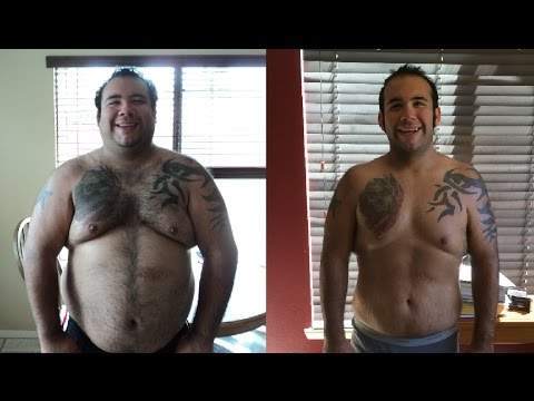 AMAZING 100 POUND WEIGHT LOSS TRANSFORMATION