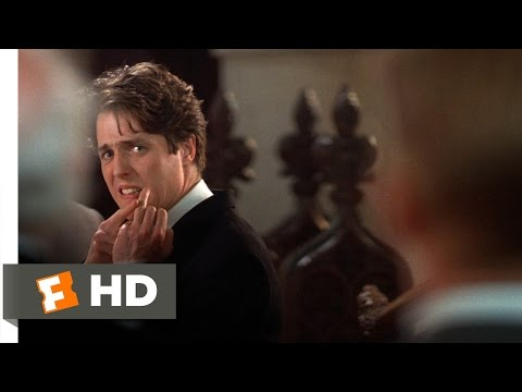 Four Weddings and a Funeral (1/12) Movie CLIP - With This Ring (1994) HD Mp3