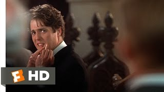 Four Weddings and a Funeral 112 Movie CLIP - With This Ring 1994 HD