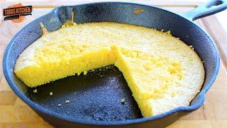 Buttermilk Corn Bread Recipe