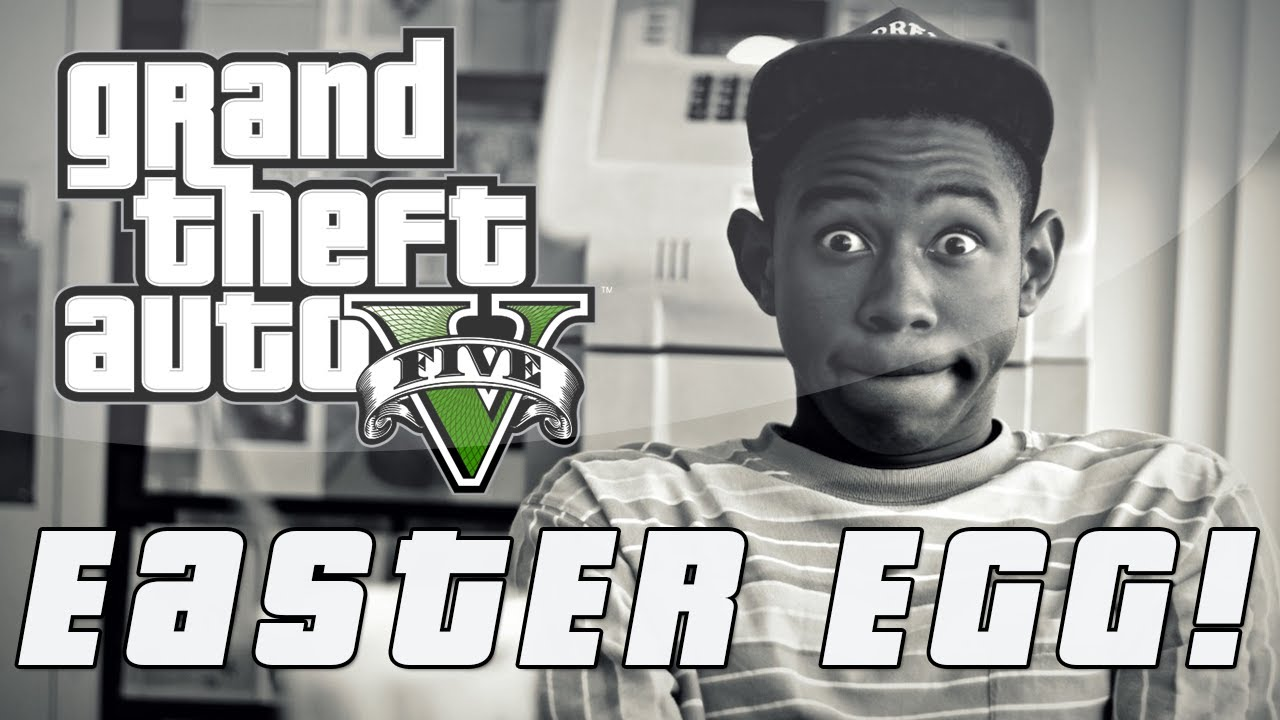 Tyler The Creator Quotes Grand Theft Auto 5  Tyler The Creator Easter Egg Gta V  Youtube