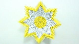 Bowl / Canasta De Origami 3D TUTORIAL