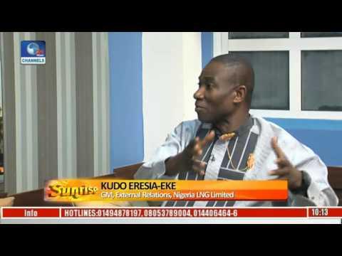 Sunrise Hosts Abubakar Ibrahim 2016 Winner Nigeria Prize For Literature Pt 1