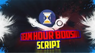 STEAM HOUR BOOSTER ТУТОРИЛ WINDOWS