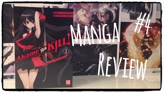 Manga Review #4 Akame ga kill [Juli2016/german] #actionMonat