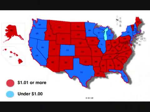Why Blue states are Happy to Pay for Red States and why Germany should be Happy to Help Greece.