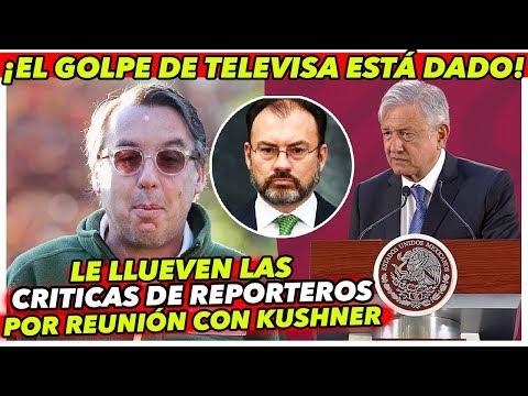 Televisa LE PONE TRAMPA A AMLO y después lo Exhibe en MEDIOS