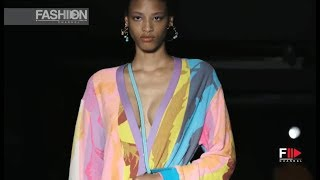 PETER PILOTTO Highlights Spring Summer 2020 London - Fashion Channel
