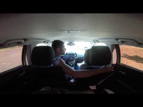 DMV California Behind-The-Wheel Driving Test PASSED in 1st take - carteira de motorista California