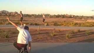 ASU Str33t F!ght3rs- Panties Droppin Heart Stoppin Type Shit (AZ Jerkin & Dougie)