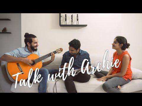 Archana Kavi   Talk with Archie ft Sushin Shyam and Nezer Ahmed
