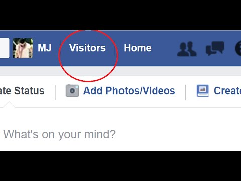 How can i check who viewed my facebook profile