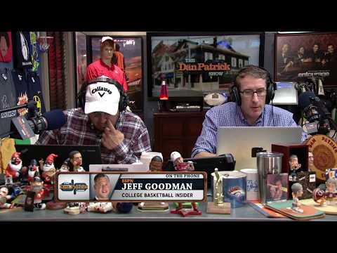 ESPN's Jeff Goodman on The Dan Patrick Show | Full Interview | 8/15/17