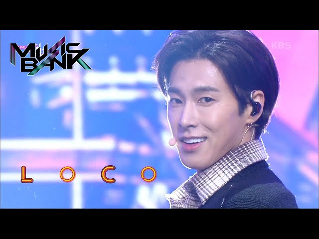 U-KNOW(유노윤호) - LocoHouse Party (Music Bank) | KBS WORLD TV 210122