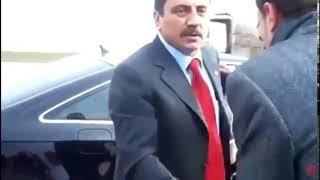 Muhsin Yazıcıoğlu Arabada Namaz Kılarken Görüntülendi