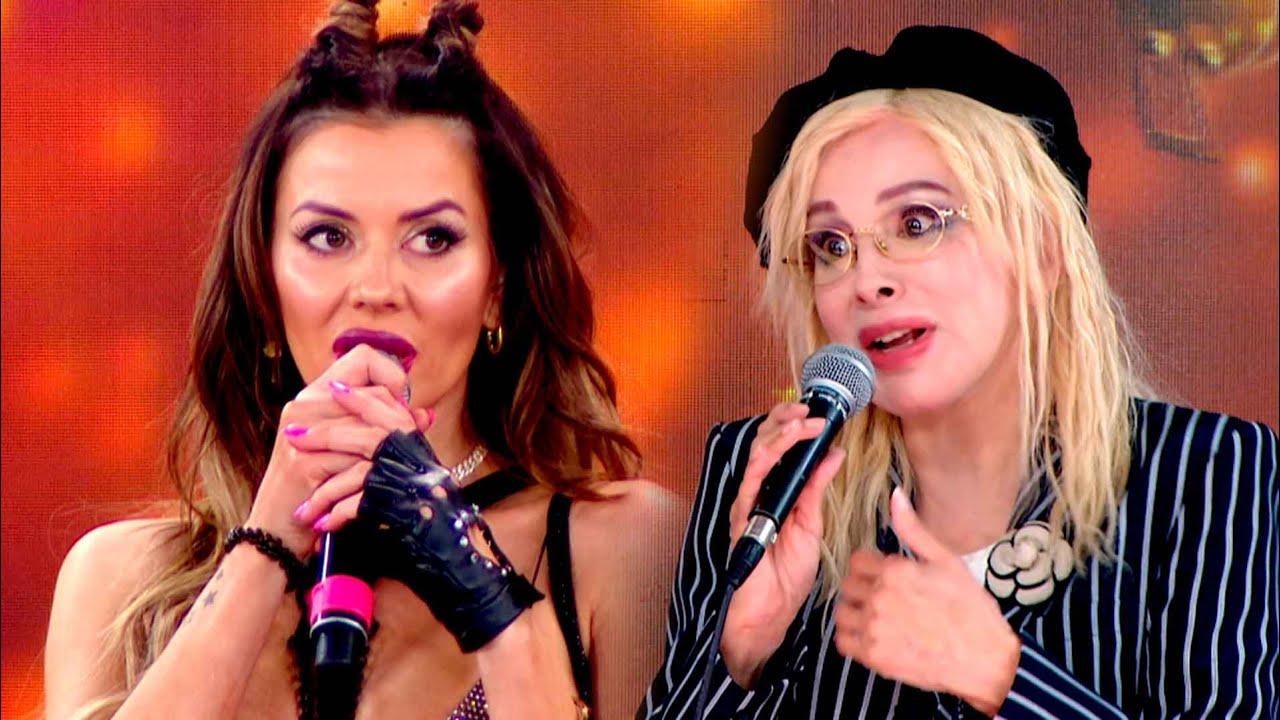 Cantando 2020 Karina Jelinek Se Llevo La Peor Devolucion De La Segunda Ronda Vos
