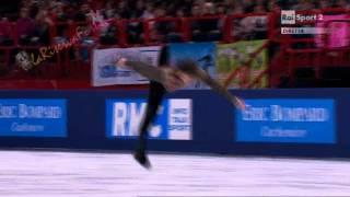 Segment score: 154.03 OVERALL Score: 230.68 TUTTO in sezione ICE SK...