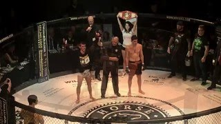 Baixar Magic Mike Hamel vs Jon Petrucci - World Fighting MMA Amateur Featherweight Title Fight