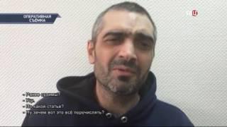 Воры-карманники в московском метро