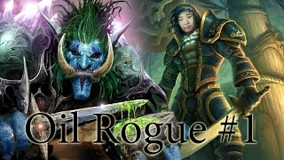 Hearthstone Oil Rogue #1  - Sea of Warriors