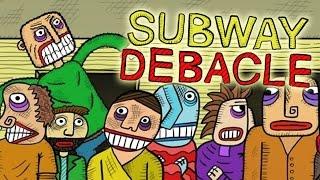 Thumbnail für Trashflash: Subway Debacle -  Gameplay zur Nahverkehrssimulation