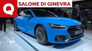 Audi A6 A7 A8 Q5 Plug in Hybrid, la gamma diventa ibrida  - Salone di Ginevra 2019 | Quattroruote