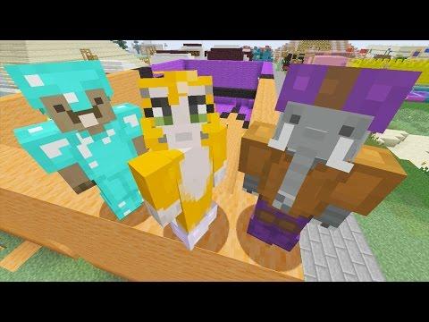 Minecraft Xbox - Beaver Buddies [462]