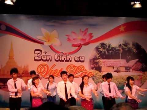 2-12-2010 sinh vien laos tai truong dai hoc vinh