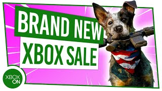 UP TO 70% OFF NEW XBOX GAMES! | BEST Deals Of The Week