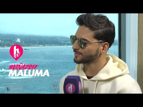 #Vi�7   Maluma