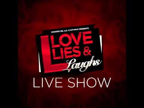 Love Lies & Laughs Live Show Promo