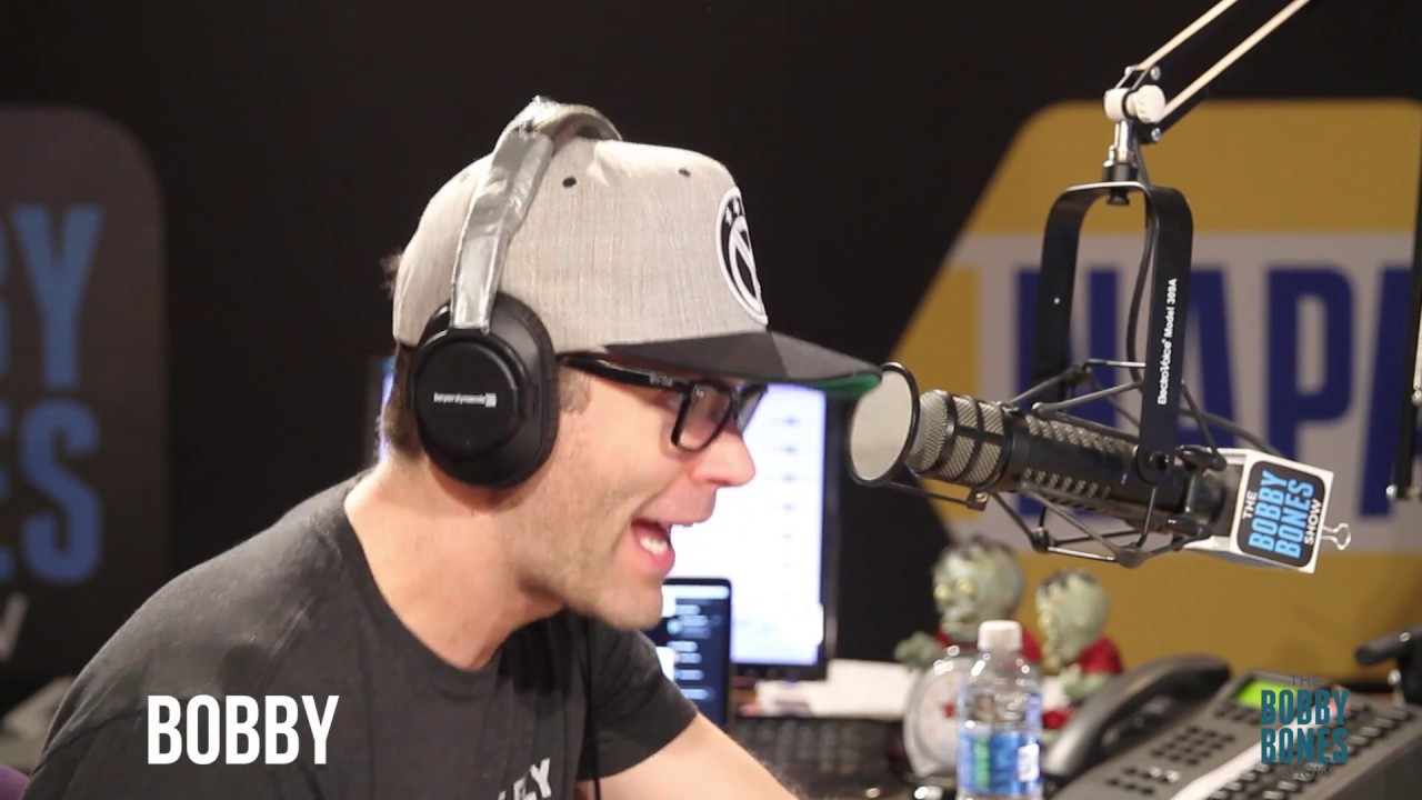 Lunchbox Bobby Bones Show Real Name