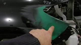 Кузовной ремонт   Mazda CX-5 2017г.в Часть2 Финальная .