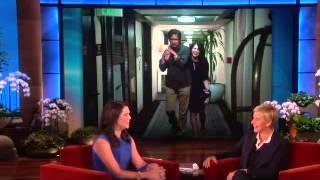 Lauren Grahm dating reveals With her co star on Ellen show
