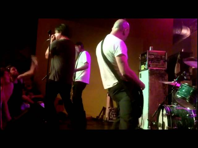 Negative Approach live at King's 9/30/2012 (Full Set)