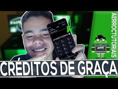 RECARGA DE GRAÇA PARA TODAS OPERADORAS - 2019