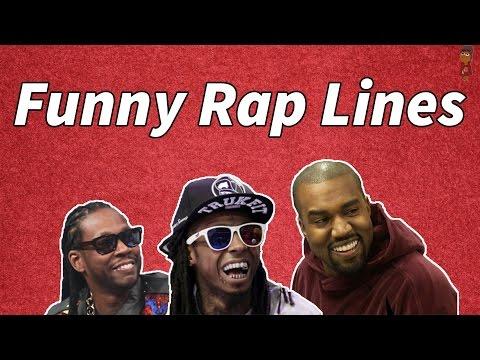 Funny Rap Lines