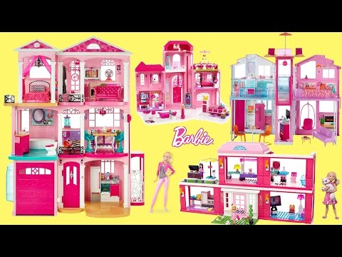 Barbie Doll dream house | Barbie Doll dream house Videos