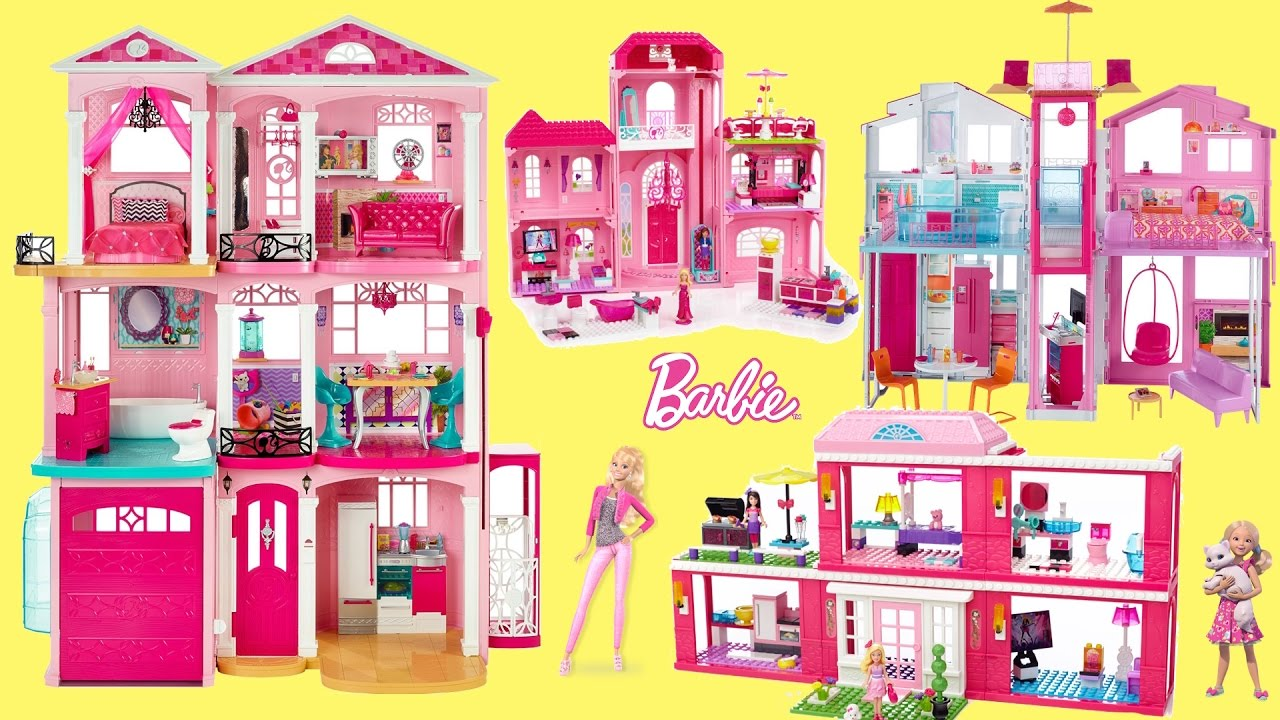 Best Barbie Dreamhouse And Luxury Mansion Compilation 2