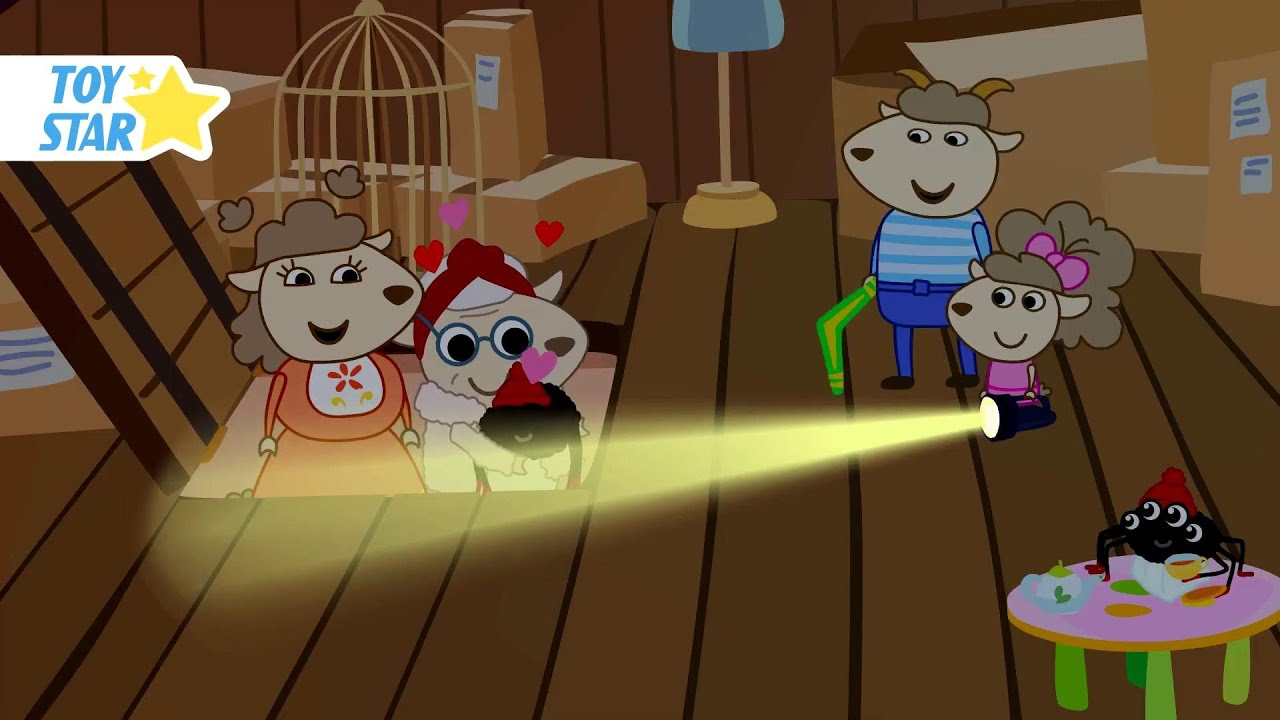 Dolly's Stories Funny New Cartoon for Children Compilation #12