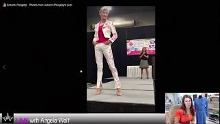 Ep 84 How to layout pattern on tweed, fashion show recap, Q&A