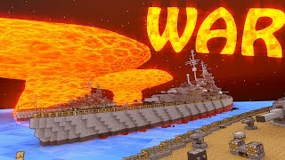 Minecraft | D-DAY WAR - WAR HAS BEGUN!