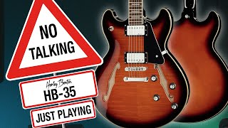 Harley Benton - No Talking - HB-35Plus - Just Playing -
