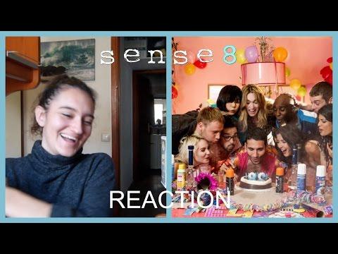 Sense8 Reaction to
