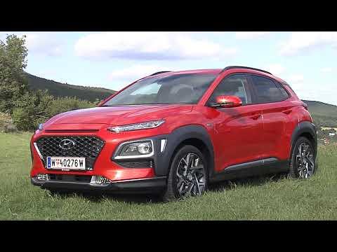 motor.tv - Hyundai Kona Hybrid