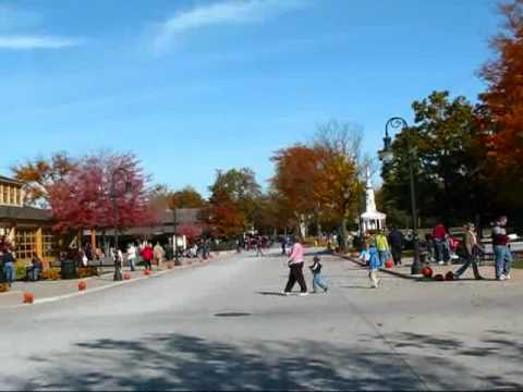 Dearborn, Michigan: The Henry Ford & Greenfield Village: Main Street