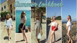 Summer Lookbook: Italian Beach Holiday | Carina Vardie
